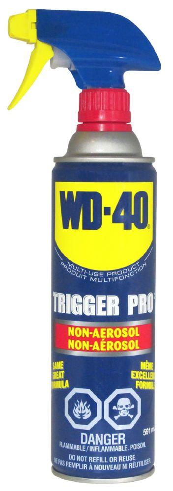 WD-40 591ml Multi-Purpose Non-Aerosol Trigger Pro