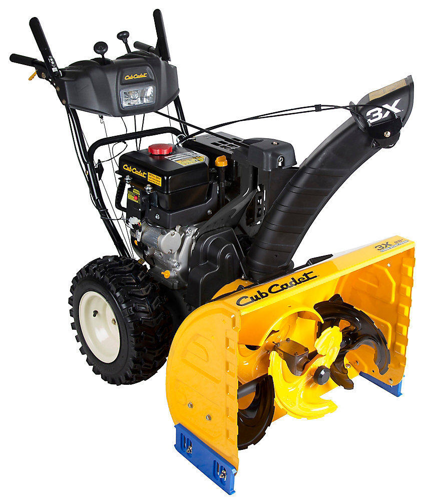 28-inch Three-Stage Snow Thrower