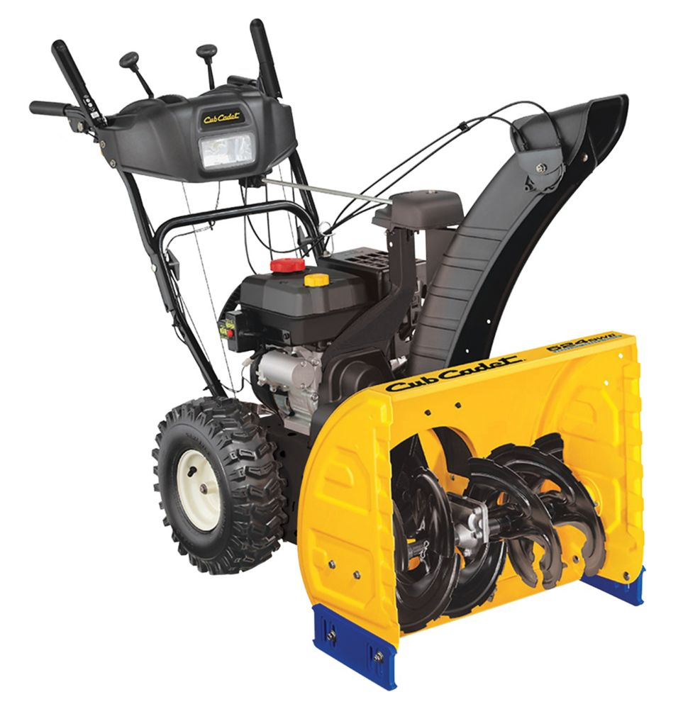 Cub Cadet 2X Two-Stage Snow Thrower