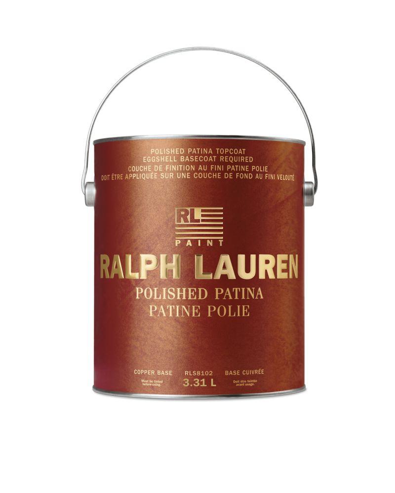 Ralph Lauren Polished Patina - Copper Base 3.31 L