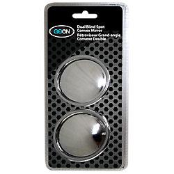GO ON Dual Blind Spot Convex Mirror