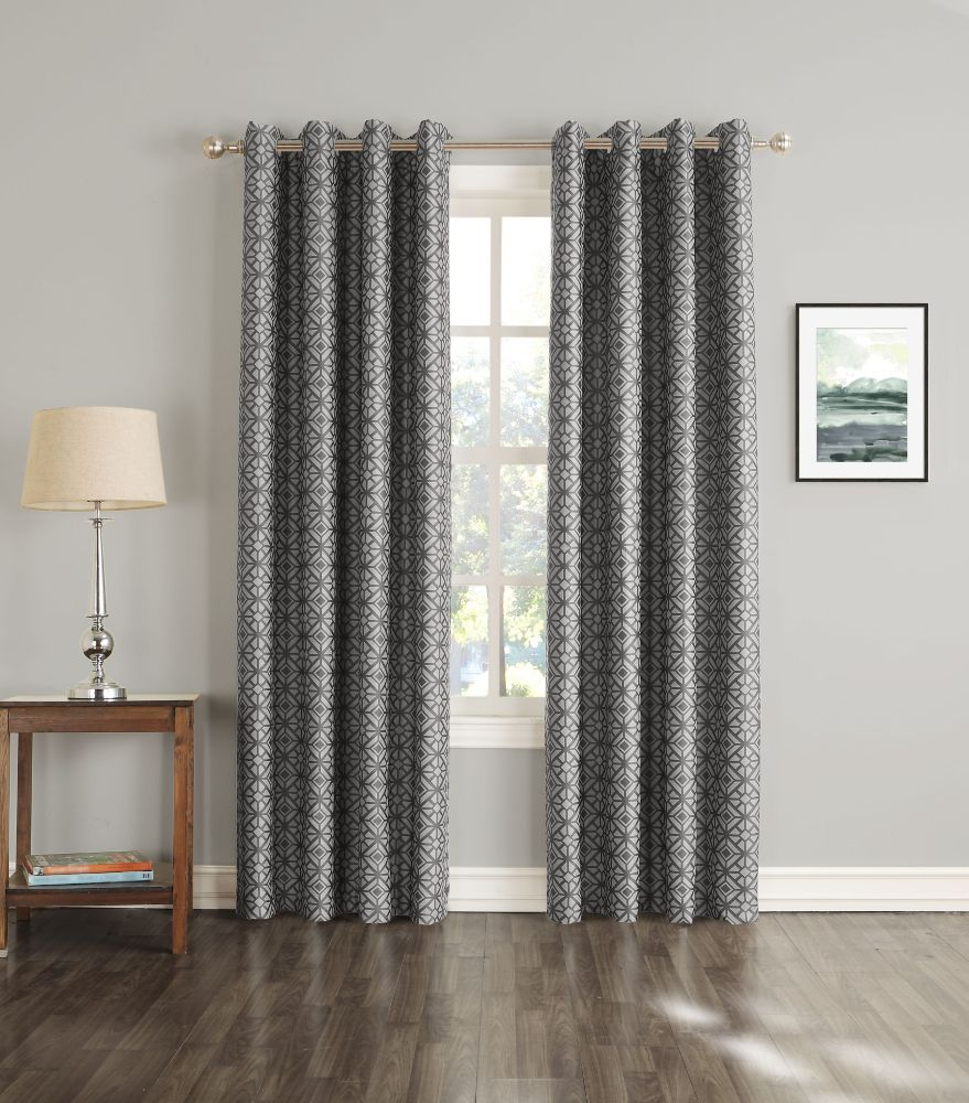 thread voile pocket doris online curtain store cloth sheer panel blackout rod color curtains blue inch product window set high
