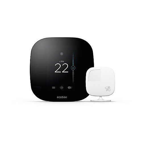 ecobee3 Smart Thermostat with Room Sensors - ENERGY STAR®