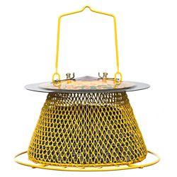 Perky-Pet Designer Sunflower Single Tier Bird Feeder with Perch Ring