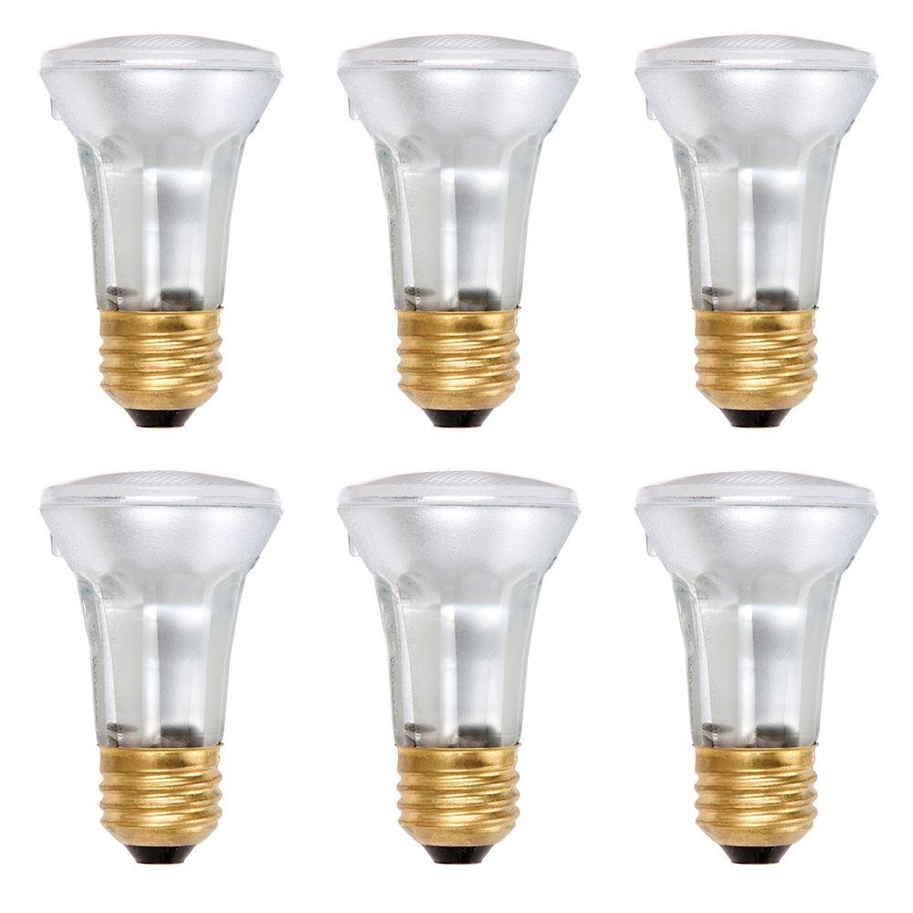 Halogène 50W PAR16 Halogène PAR16 faisceau large 50W - Cas de 6 Ampoules
