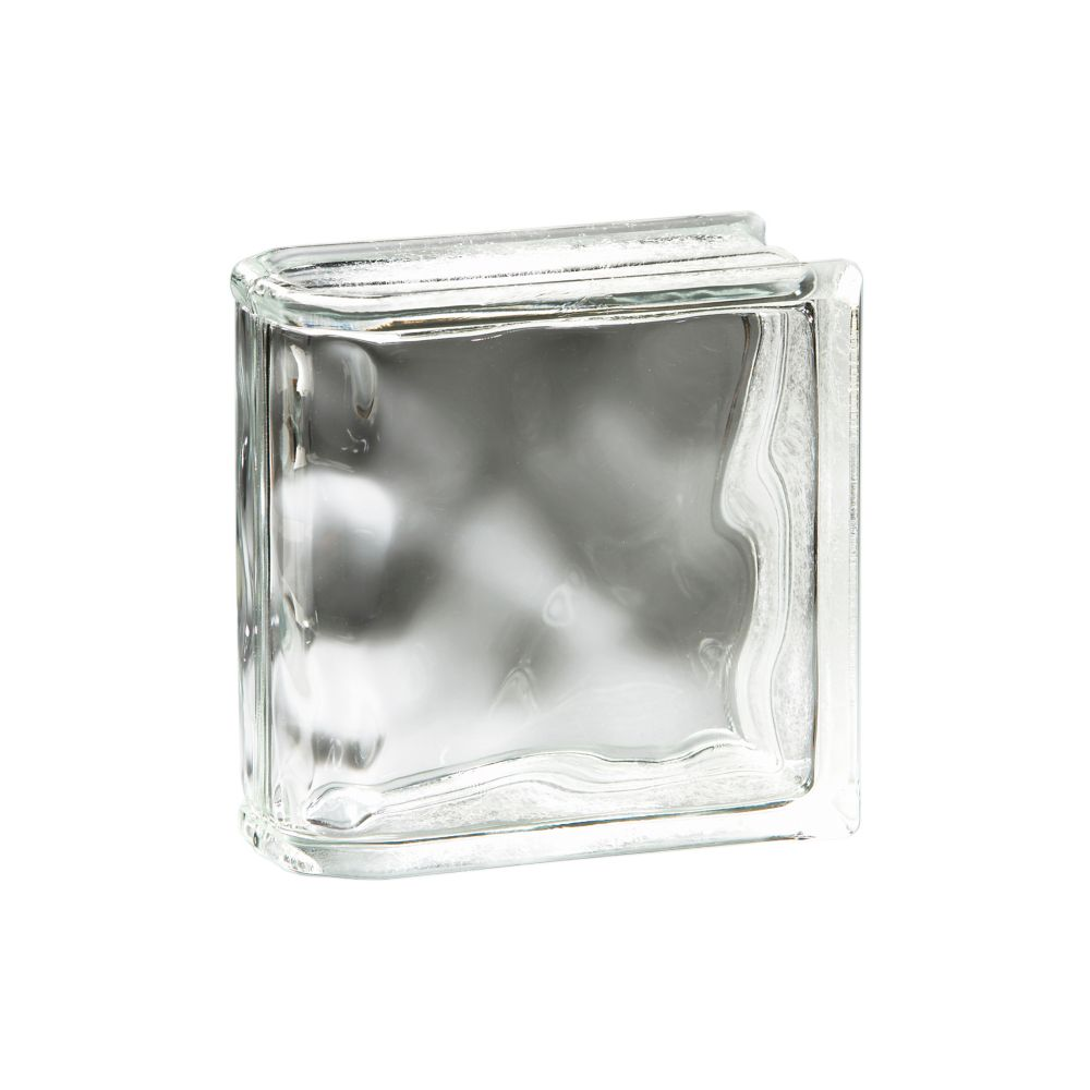 Pittsburgh corning decora premiere end block 8 inch x 8 for Glass block windows prices