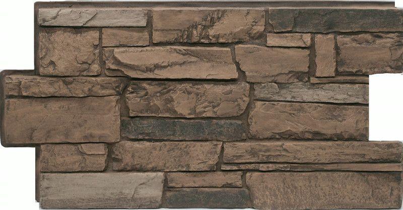 Panneau de pierres Ledgestone série Lite  2X4 (4)