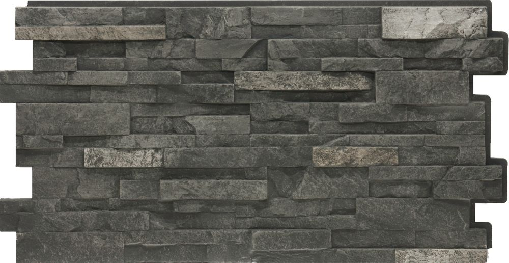 Stacked Stone #80 BLACK ASPEN