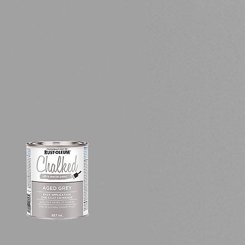 Chalk Paint Aged Grey