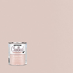 Rust-Oleum Chalk Paint Blush Pink
