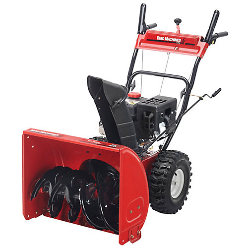 """243cc 2-Stage Snow Thrower 26"""""""
