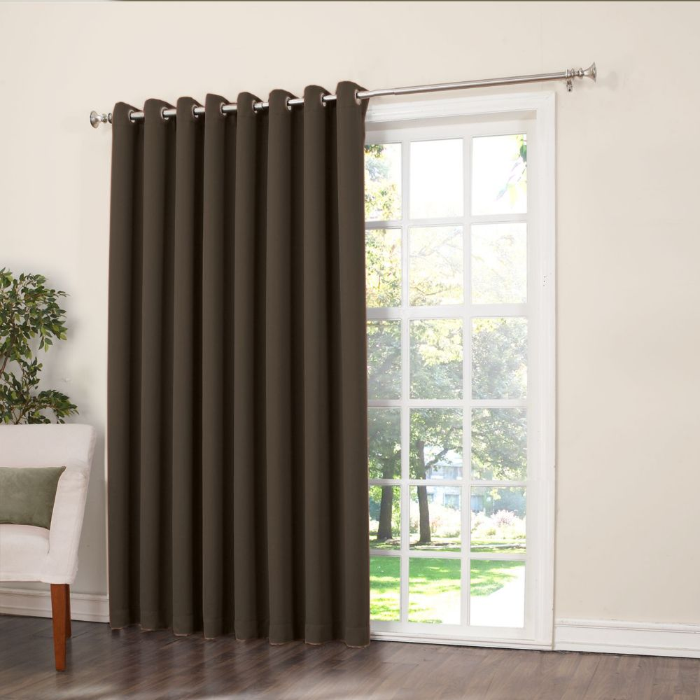 steps patio grommet panel curtains door com thecurtainshop spanish drapes