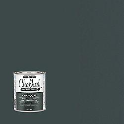 Rust-Oleum Chalk Paint Charcoal