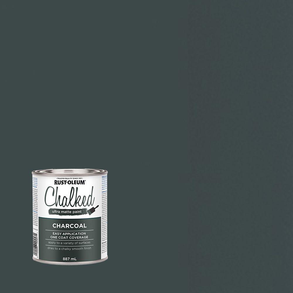 Chalk Paint Charcoal