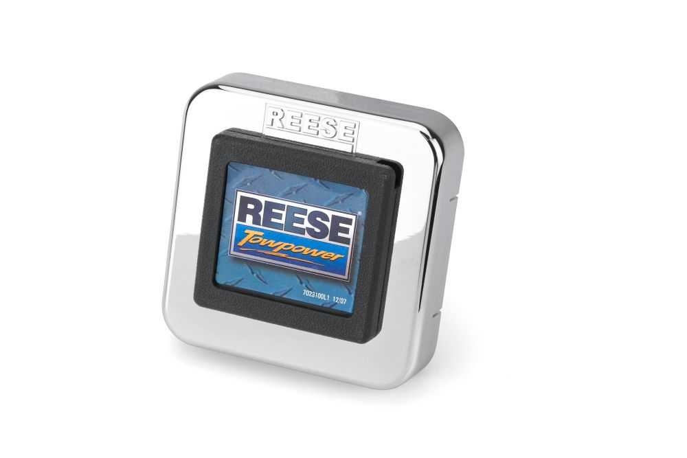 Reese Towpower Class III / IV Receiver Tube Cover