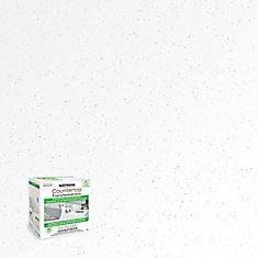 Countertop Transformations White Mica
