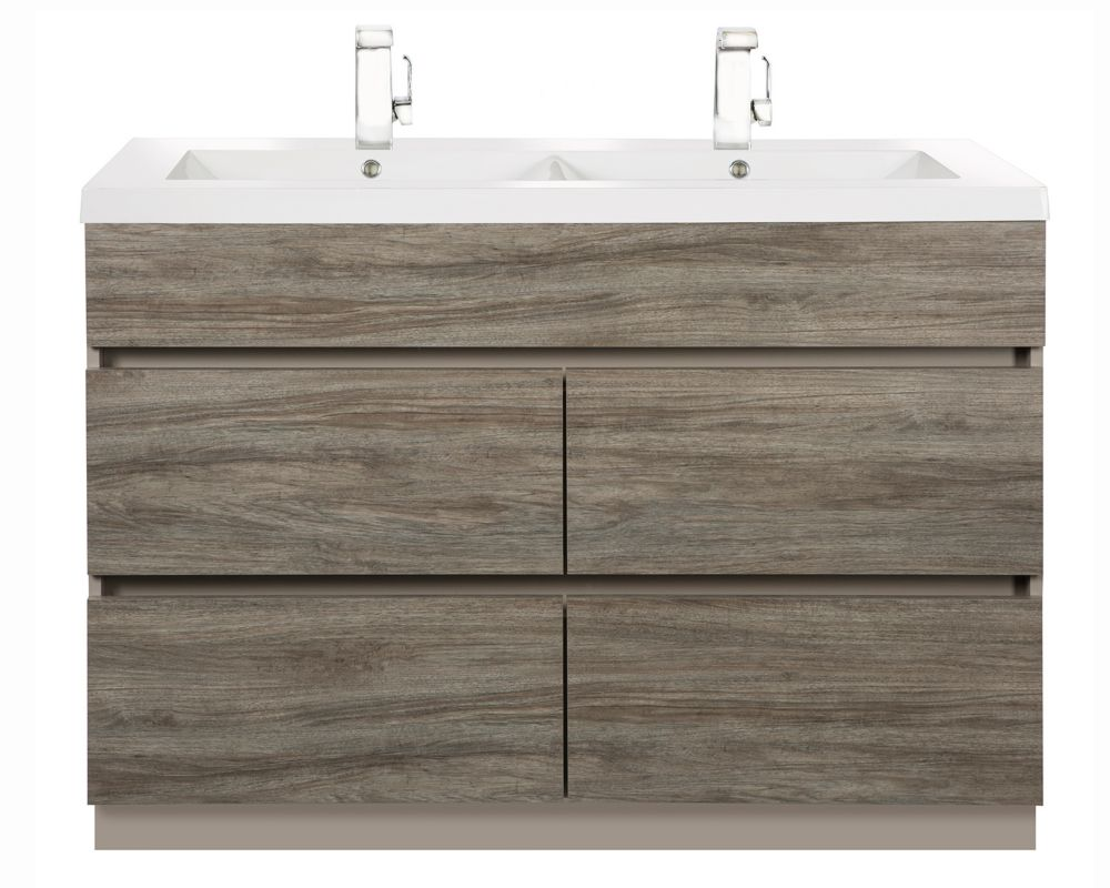 Boardwalk 48-Inch  Vanity Cabinet in South Western Daybreak