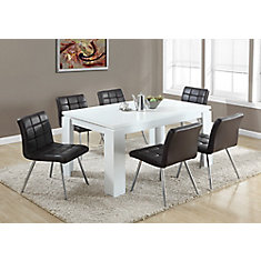 Table A Manger - 36'X 60' / Blanc