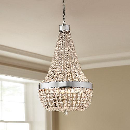 Home Decorators Collection 8 Light Chandelier