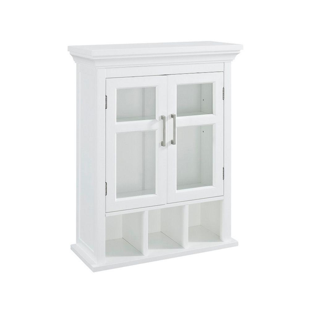 23 Inch Bath Storage Wall Cabinet