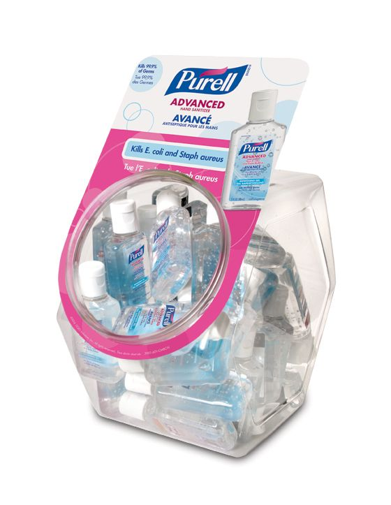 Advanced Hand Sanitizer 30 ml - bowl