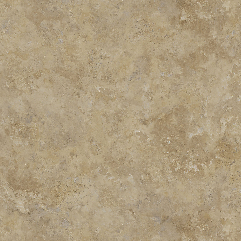 12-inch x 12-inch Luxury Vinyl Tile Flooring in Benton Beige (30 sq. ft./case)