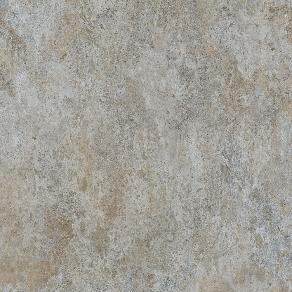 Trafficmaster 18 inch x 18 inch greige stone luxury vinyl for 18 x 18 vinyl floor tiles
