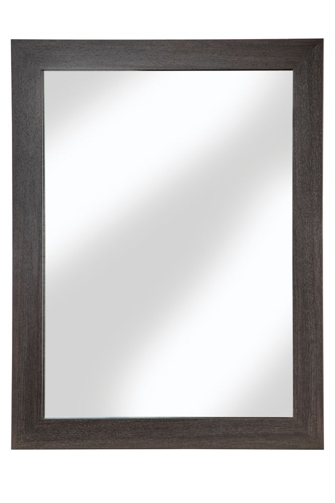 Cutler Kitchen & Bath Board Walk Karoo Ash Mirror 23 Inch