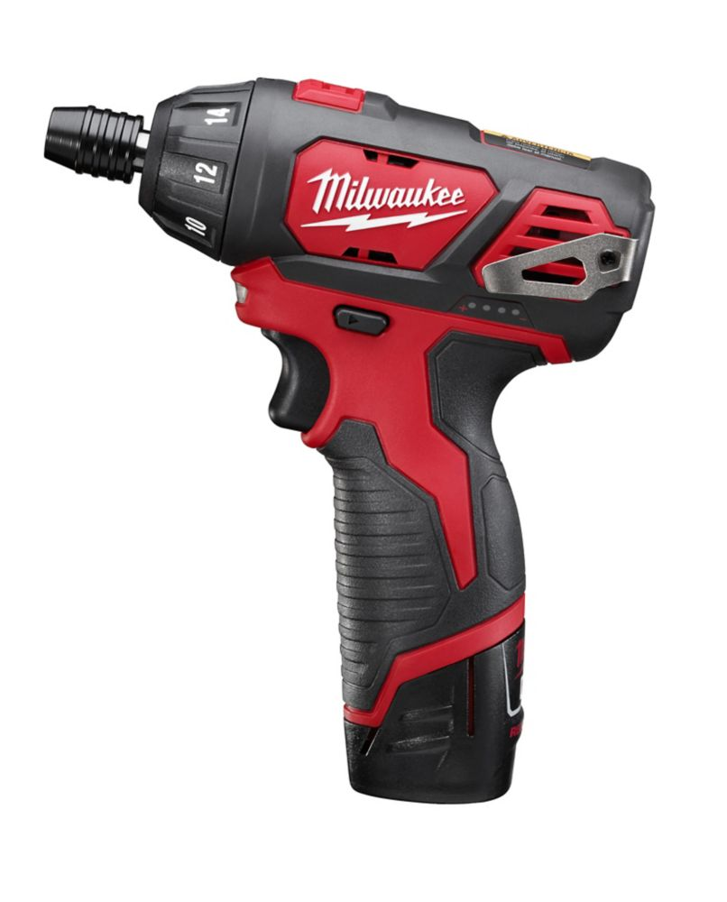 Milwaukee Tool M12 Compact Driver & Battery