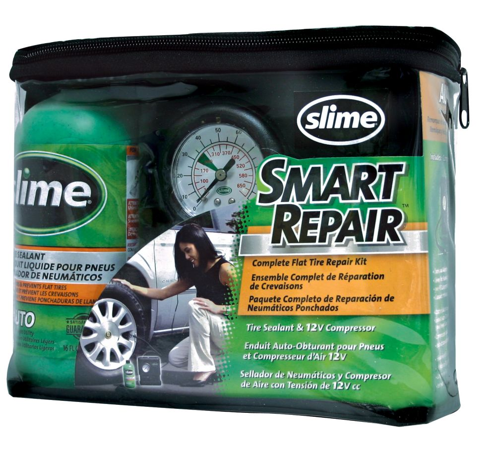 Smart Repair Inflator Kit W/Sealant
