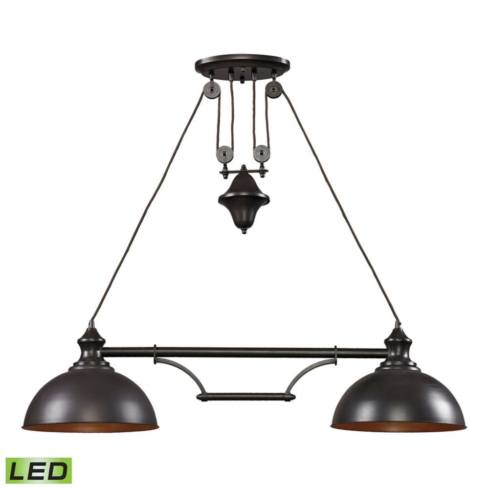titan lighting luminaire lot 2 ampoules del farmhouse home depot canada. Black Bedroom Furniture Sets. Home Design Ideas