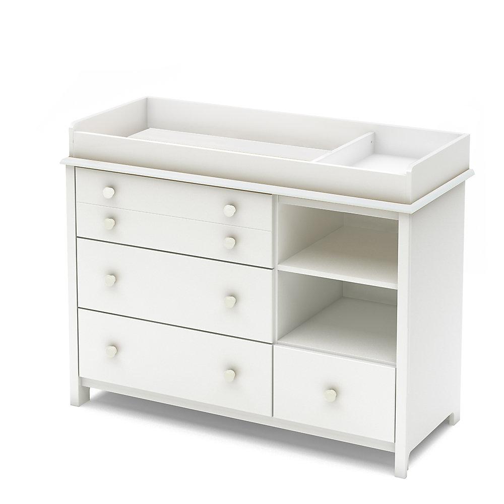 south shore table langer avec pourtour amovible et. Black Bedroom Furniture Sets. Home Design Ideas