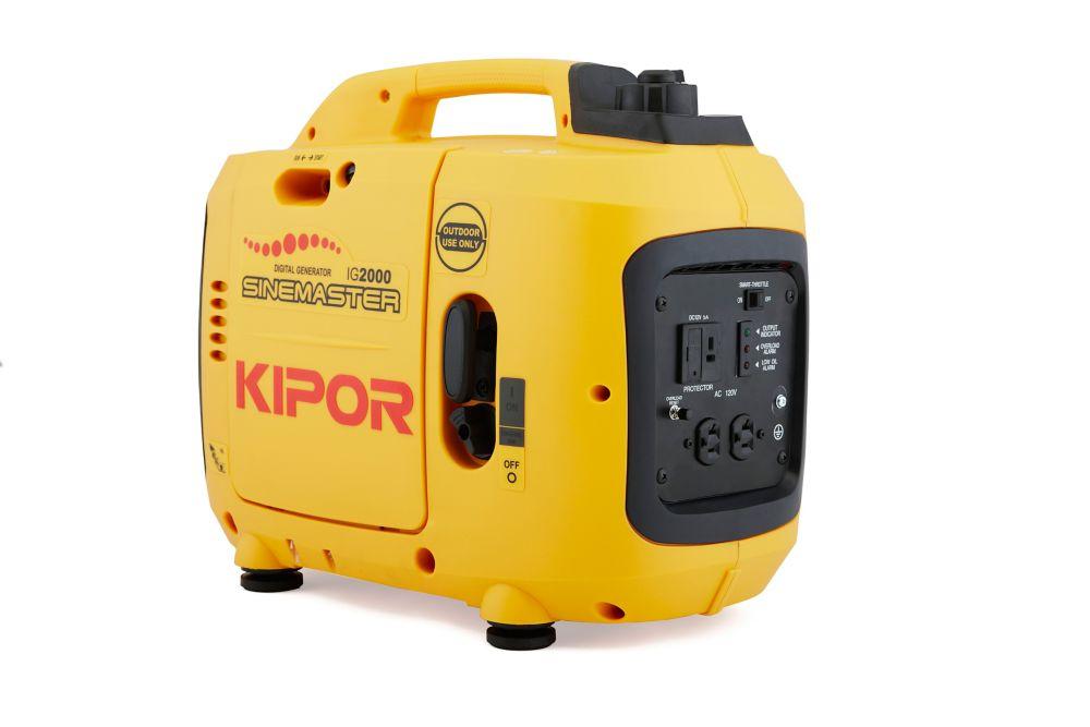 Kipor 2000W Digital Generator