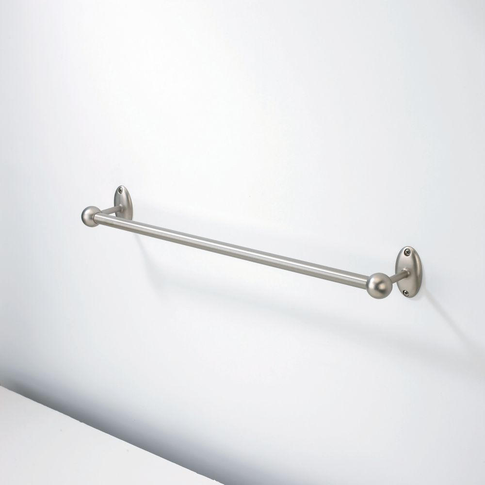 Bali 18 Inch Towel Bar Nickel