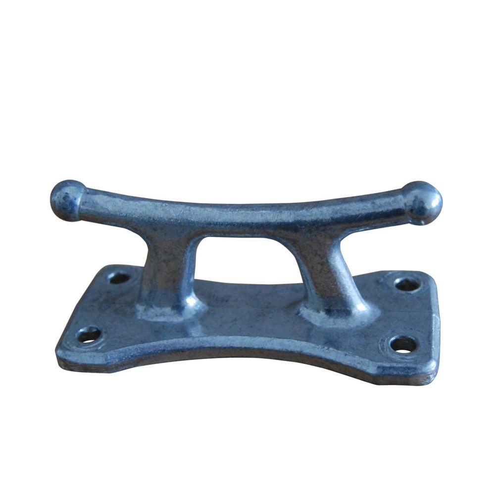 Classic Dock Cleat, 6 Inch, Polished