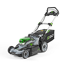20-Inch 56V Lithium-Ion Cordless Battery Walk Behind Push Mower(Tool Only)