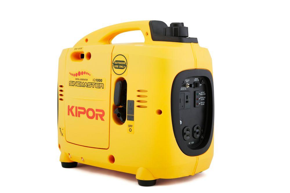 La génératrice 1000W Kipor