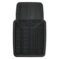 Tapis gadoue caoutchouc Kraco - noir