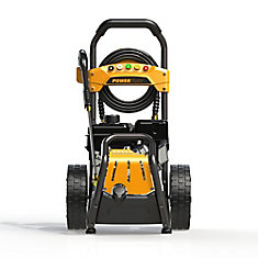 Streetrod 3000 PSI 2.3 GPM Gas Pressure Washer with Briggs 950 Engine and Annovi Reverberi Axial Pump