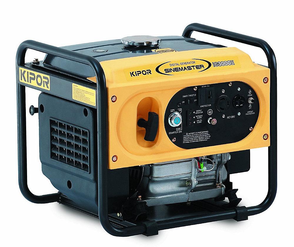 3000W Digital Generator