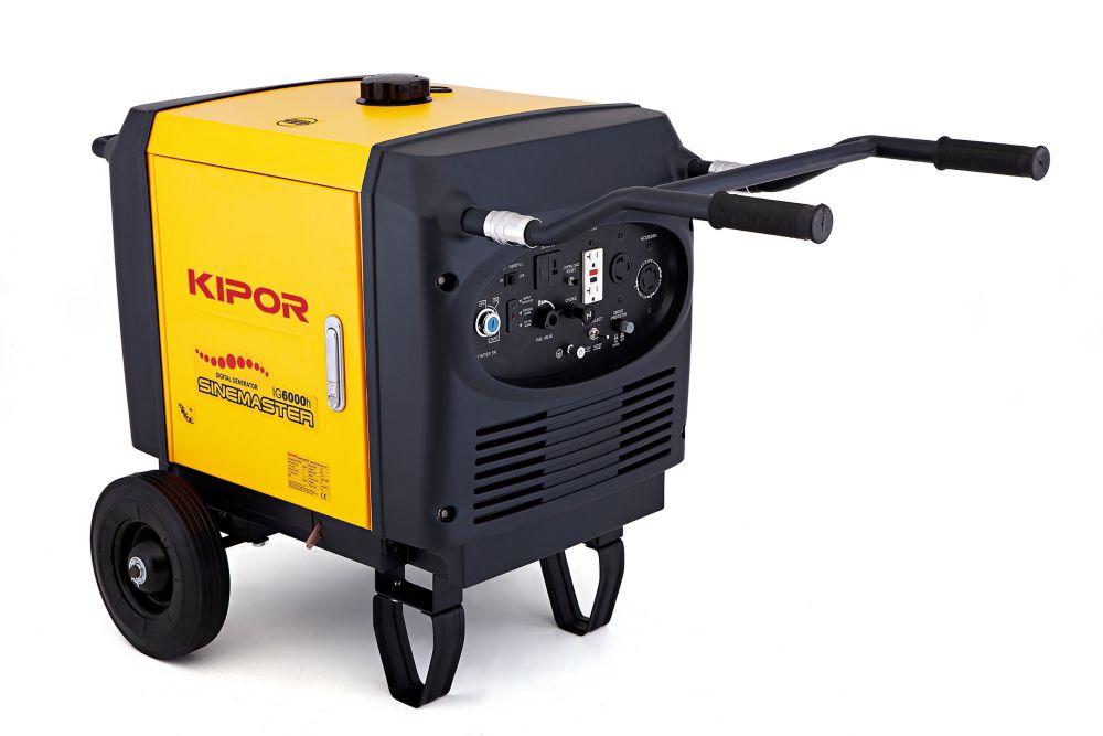 La génératrice 6000W Kipor