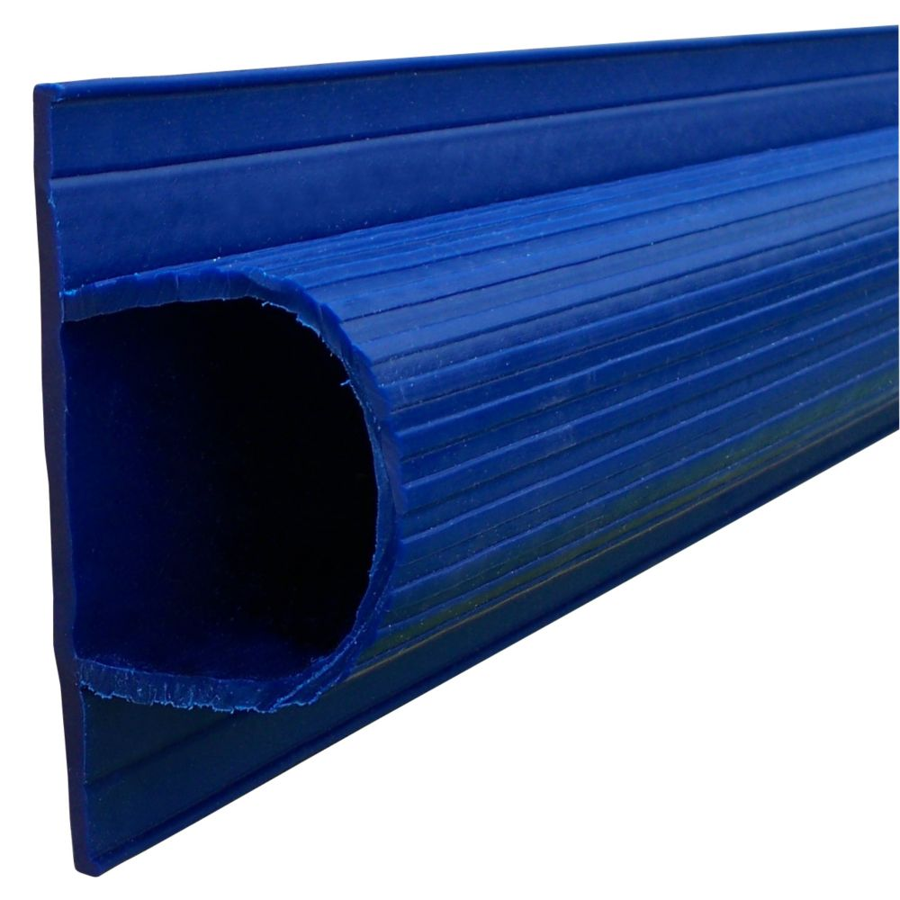 Super Saver Profile, 24 feet/carton, Navy Blue
