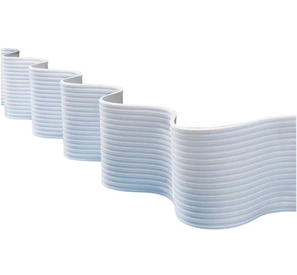 Flexguard Profile, 25 feet roll, White