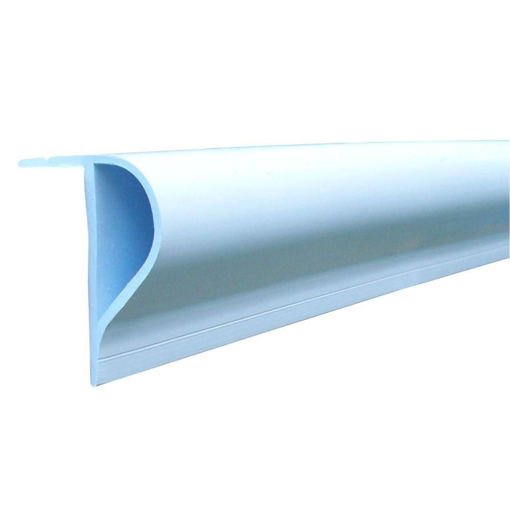"""Slant """"p"""" Profile, 16 Inch Roll, White 1180-F Canada Discount"""