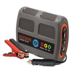 BLACK+DECKER B&D Portable Power To Go Battery Booster