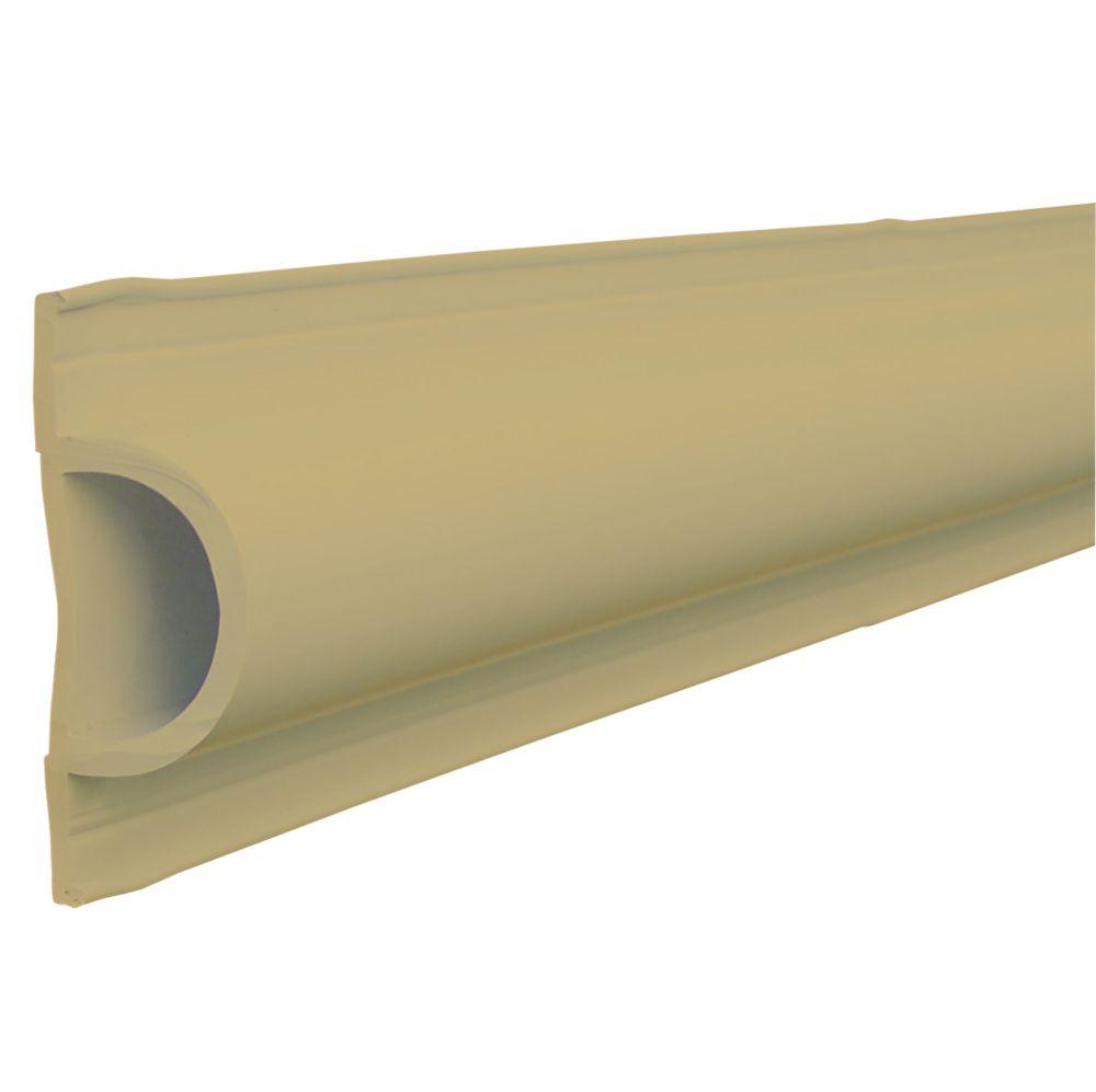 D Profile, 16 Inch Roll, Beige