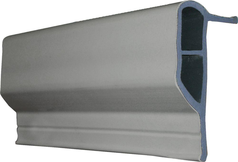 Dock Guard Profile, 90 feet/carton, Grey