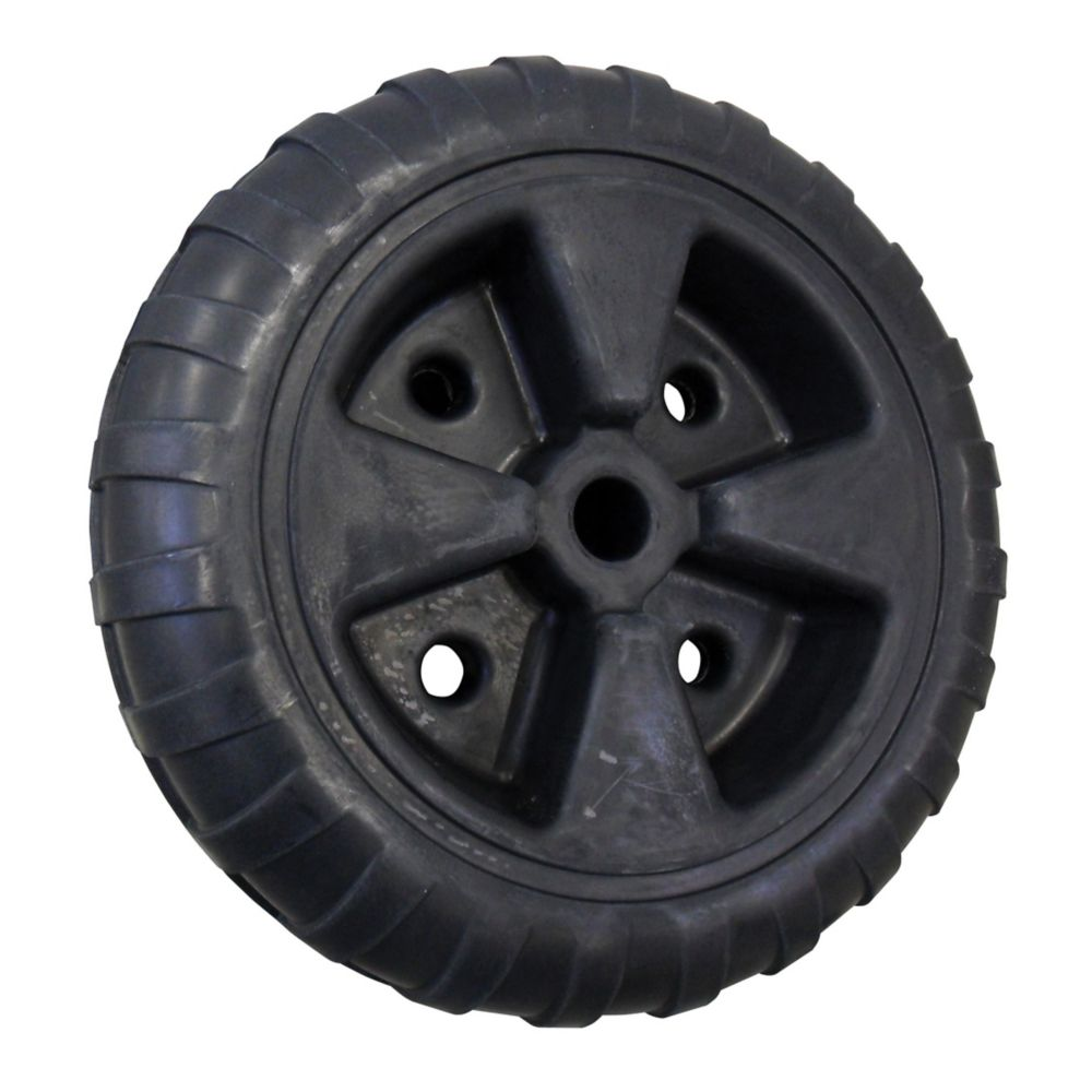 Rolling Dock Wheel, 24 Inch, Foamed