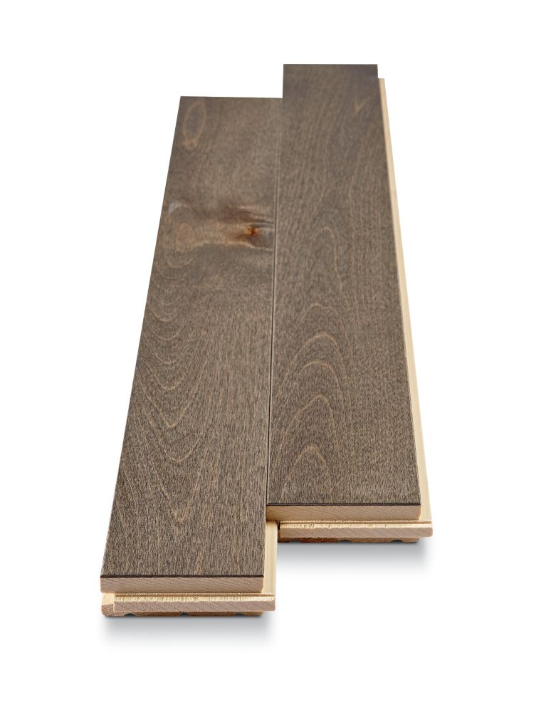 Canadian Birch Platinium 2 3/4 Inch x 3/4 Inch (20 sq.ft/cs)