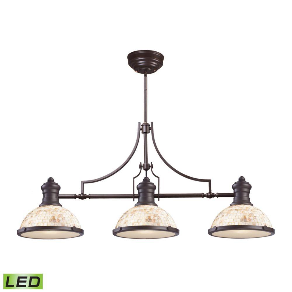 Chadwick 3-Light Island Light In - LED